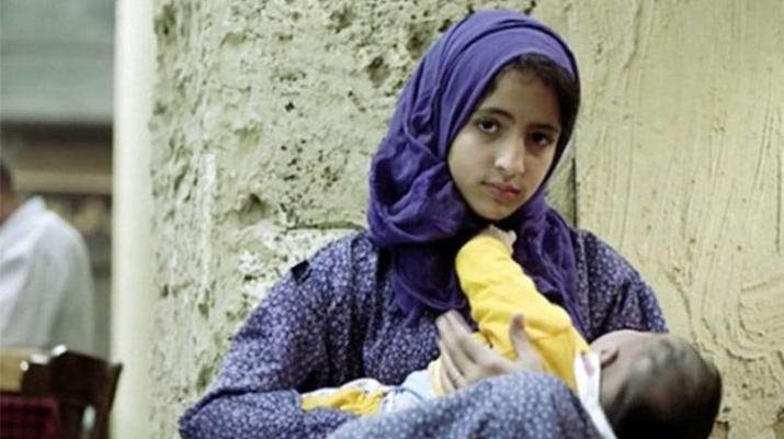 ifmat - Forced into marriage - 12 year old Iranian girl sets herself on fire