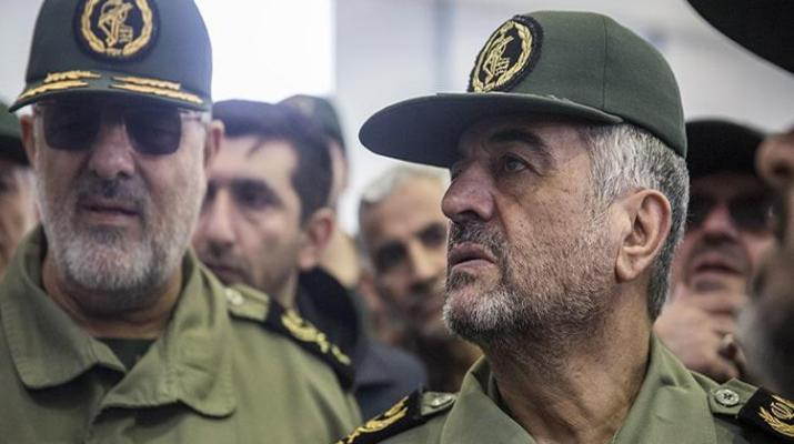 ifmat - IRGC commander highlights regime meddling in region