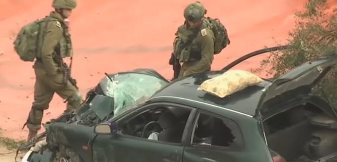 ifmat - Iran-backed Hamas praises car-ramming attack that injured two soldiers
