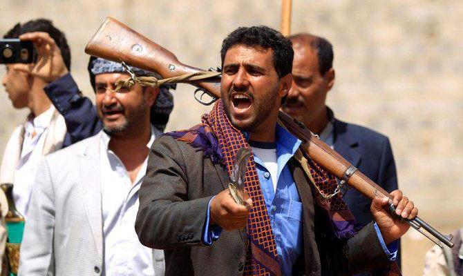 ifmat - Iran-backed Houthi militants threaten to target Riyadh and Abu Dhabi