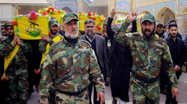 ifmat - Iran controlled Militias in Iraq threaten to destroy Israel
