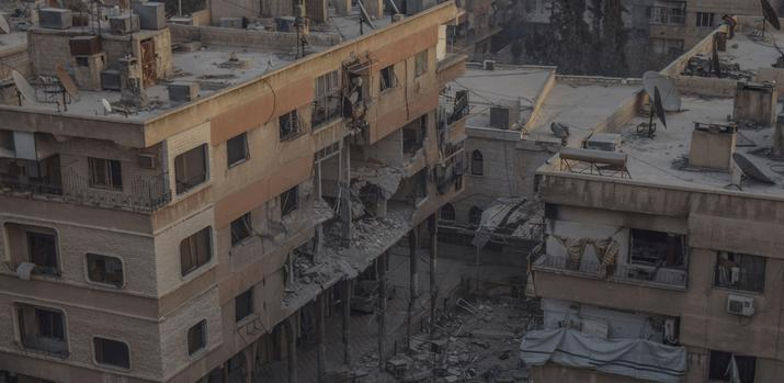 ifmat - Iran regime forces Iranians to purchase real estate in Syria