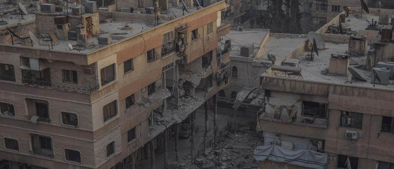 Iranians are being forced by the regime to purchase real estate in Syria