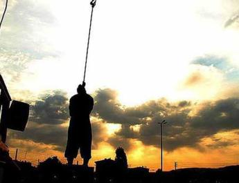 ifmat - Iran regime hangs 12 prisoners on the eve of Persian New Year