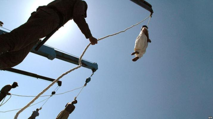 ifmat - Iran regime has executed 6000 people over the past decade