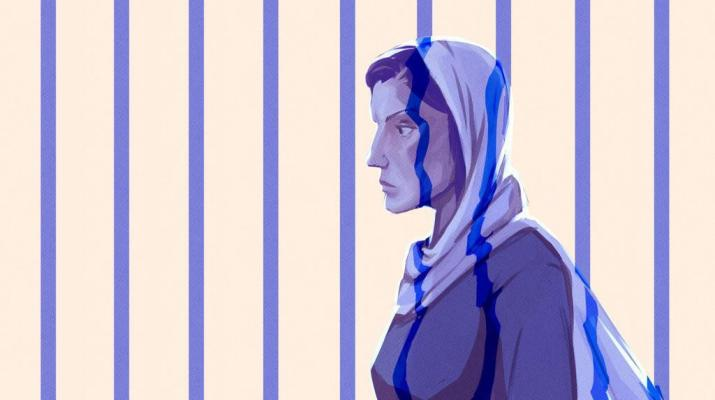 ifmat - Iran regime imprisoned Sotoudeh for defending women rights in Iran