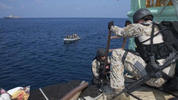 ifmat - Iran regime is smuggling weapons to Syria by Sea