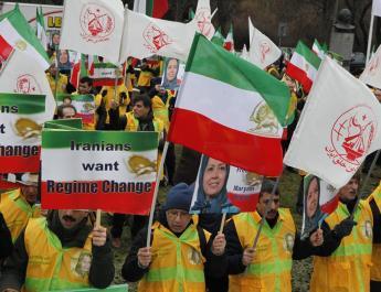 ifmat - Iran regime scared of international pressure
