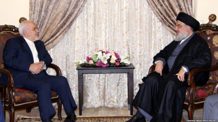 ifmat - Iran regime to cement ties with Lebanon and Hezbollah despite US pressure