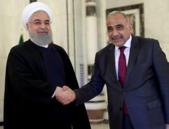 ifmat - Iran signs new trade and energy deals with Iraq
