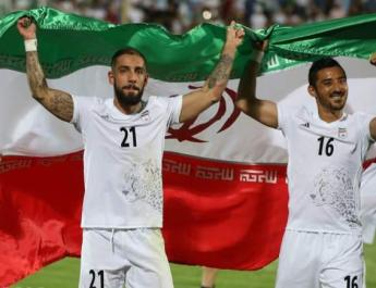 ifmat - Iran to drop tattooed footballers from team