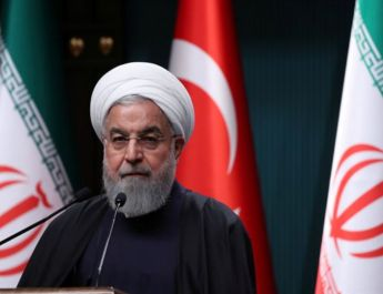 ifmat - Iranian President Rouhani accuses the US President Trump of colonialism