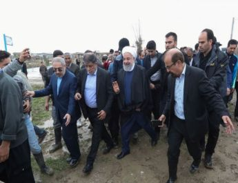 ifmat - Iranian leaders accused of being deaf in reaction to devastating floods