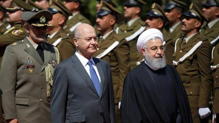 ifmat - Iranian president Iraq trip signifies broader imperial goals