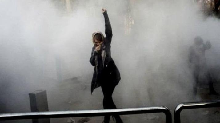 ifmat - Iranian women key players in anti-government protests in Iran
