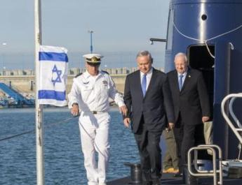 ifmat - Israel navy could act against Iranian oil smuggling