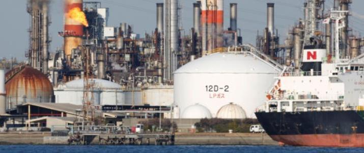 ifmat - Japanese refiners to stop Iran oil purchases by April