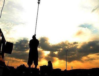 ifmat - Man hanged at Shirvan prison in Iran