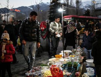 ifmat - Many Iranians cannot afford to celebrate New Year