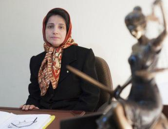 ifmat - Nasrin Sotoudeh sentenced to 7 years in jail