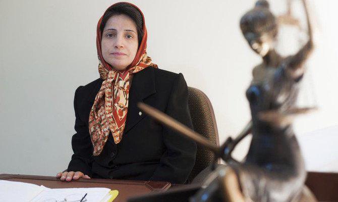 ifmat - Nasrin Sotoudeh sentenced to 7 years in jail