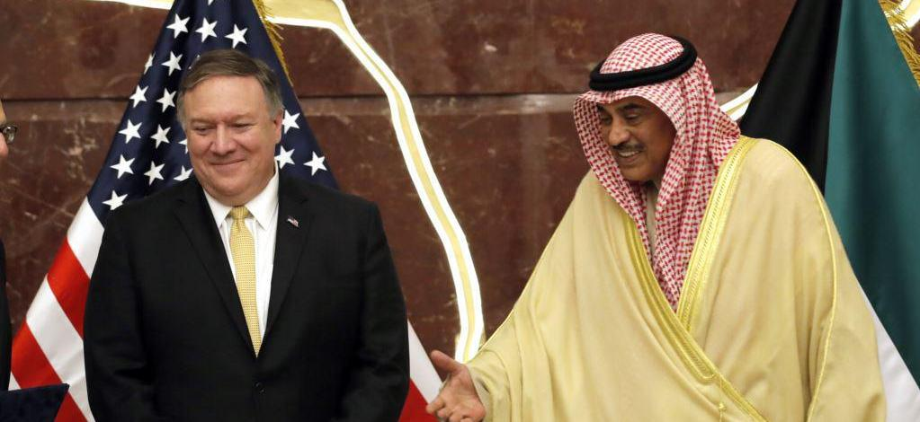 Pompeo on Middle East tour to counter Iran Regime