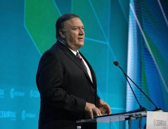 ifmat - Pompeo urged oil companies to stop buying from Iran Regime