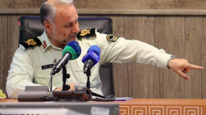 ifmat - Three man accused of killing anti drug trafficking agents executed in Iran