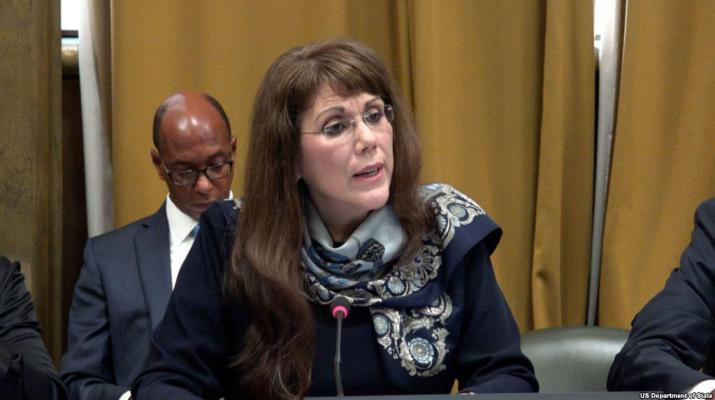 ifmat - US says Iran missile program destabilizing Middle East