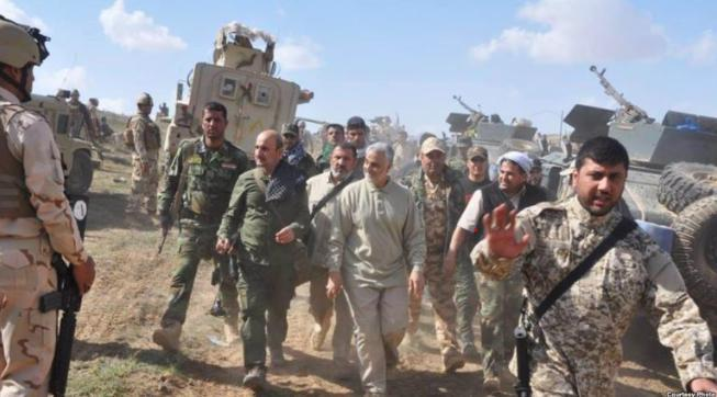 ifmat - With eye on US Iran revs up resistance front