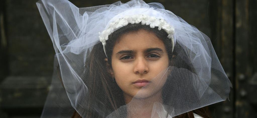 Cases of child marriage on the rise in Iran