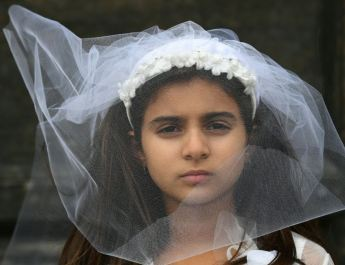 ifmat - Cases of child marriage on the rise in Iran