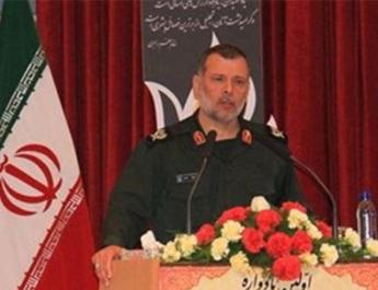ifmat - Fathollah Jamiri appointed the head of the IRGC Protection Unit
