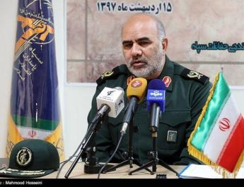 ifmat - IRGC Commander believed to have defected to the West
