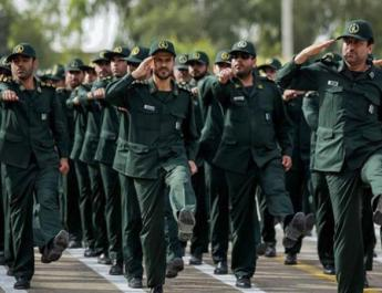 ifmat - IRGC is the most dangerous organization in the world