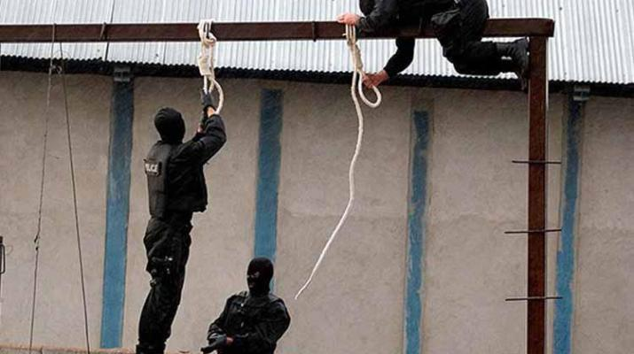ifmat - Iran execute four prisoners