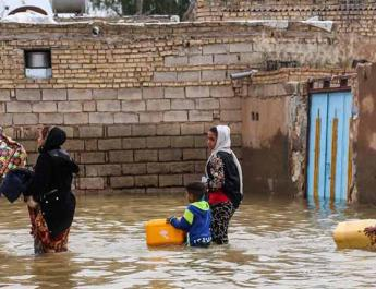 ifmat - Iran regime arrests people for online postings of disastrous flooding