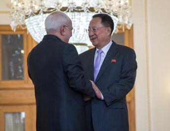 ifmat - Iran regime desperately seeks relationship with North Korea