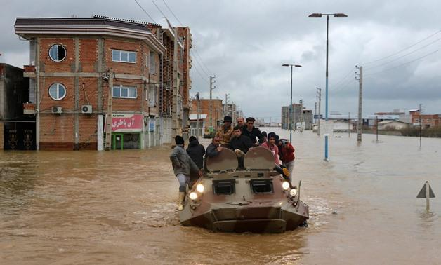 ifmat - Iran request militias in Iraq and Lebanon to defend against flood protests