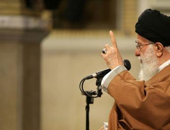 ifmat - Khamenei calls US move against Guards Trickery and Deceit