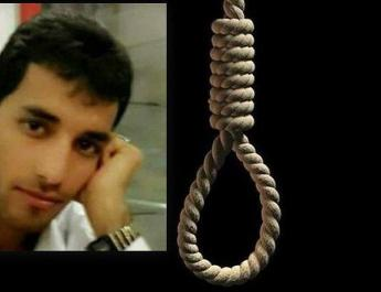 ifmat - Man hanged for drug offenses in Iran