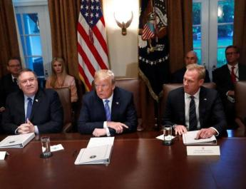 ifmat - Trump will increase pressure on Iran regime