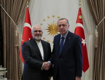 ifmat - Turkey and Iran vows to get around US sanctions