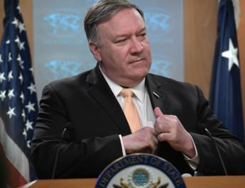 ifmat - US grants exemptions to new sanctions on Iran guard force