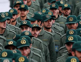 ifmat - US officially designates Iran Revolutionary Guards a terrorist group