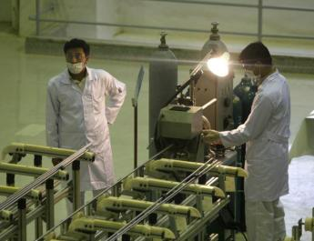 ifmat - Europe ready to reimpose sanctions if Iran breaches nuclear deal