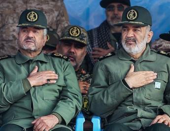 ifmat - Hossein Salami the new IRGC Commander
