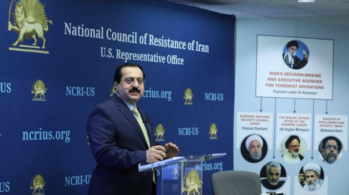 ifmat - How Iranian Ministries work together to commit terrorism