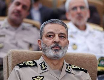 ifmat - Iran Army Commander tells troops to be ready for an attack