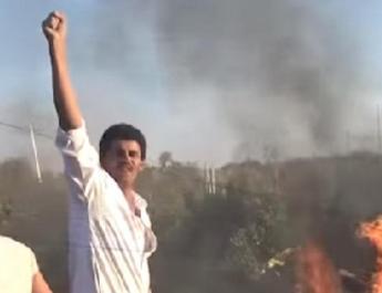 ifmat - Iran-backed Houthi rebels launch drone attacks on Saudi Arabia Najran Airport